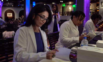 Sriraman_Women in White Coats_Small
