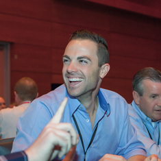 David Wright Vegas Night Photo Gallery