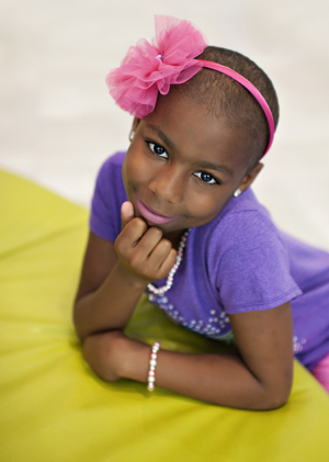 Patient Stories_Haniah Stallins_Fighting Childhood Cancer