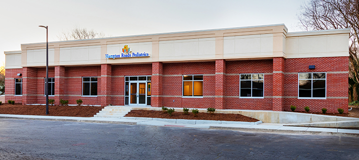 Hampton Roads Pediatrics at Fox Hill Road