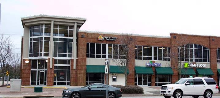Town Center Pediatrics at Columbus Station