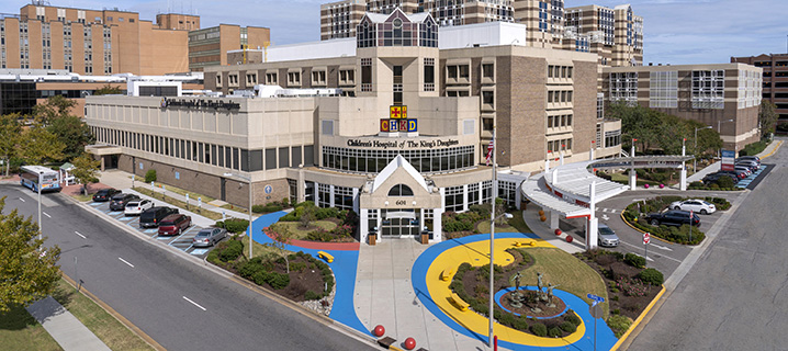 Main Hospital | Locations | Children's Hospital of The