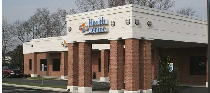 Health Center at Harbour View