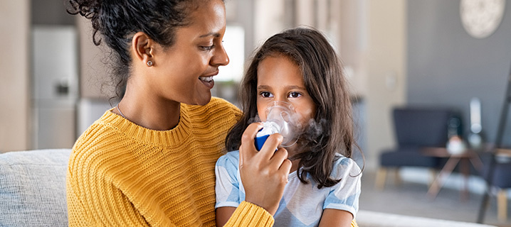 Sneezing kid stock photo