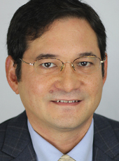 Dr. Kenji Cunnion, infectious diseases specialist