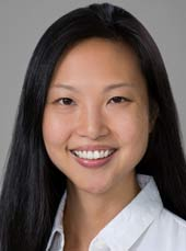 Dr. Diana Pang, critical care specialist