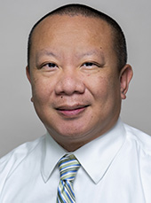Dr. Chie Shih, critical care specialist