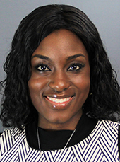 Ebony Canady, licensed clinical social worker