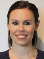 Amy Gregory, certified pediatric nurse practitioner