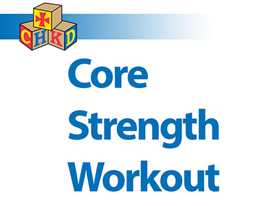 SPA - Core Strength Workout
