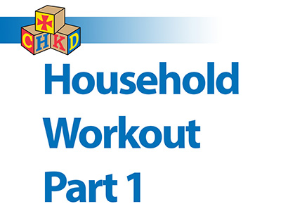 SPA - Household Workout Part 1