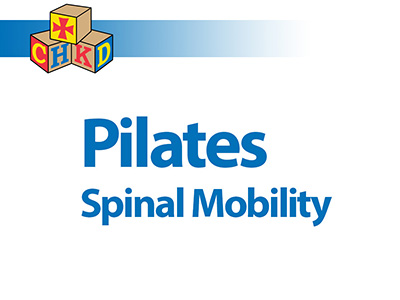 SPA - Pilates Spinal Mobility